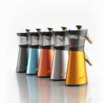 Modern Steam Stove-Top Tea Maker by Hakan Gursu