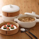 Steamer Set From JIA Inc. Features Traditional Design with Modern Twist