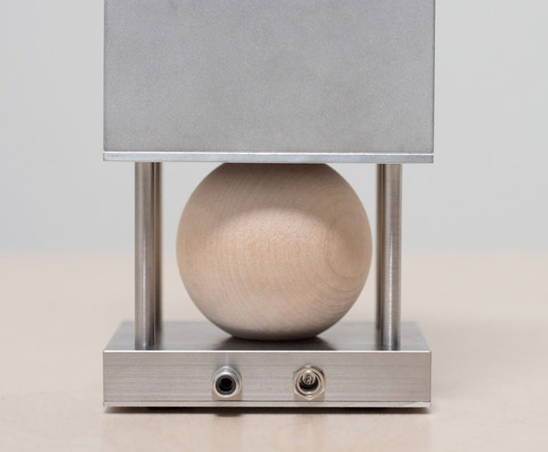 Steel Speaker by Joey Roth
