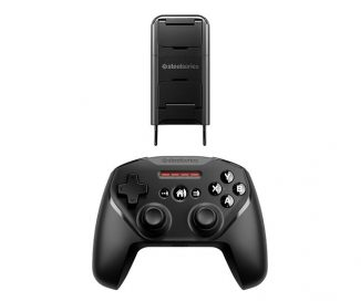 SteelSeries Nimbus+ Wireless Gaming Controller for All Your Apple Devices