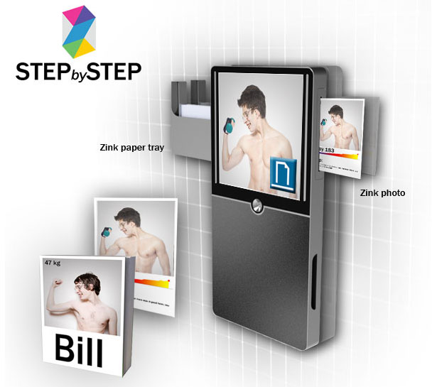 Step by Step Photographic Scale