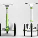 SteppGo - Human Powered Personal Transportation to Move Around the City