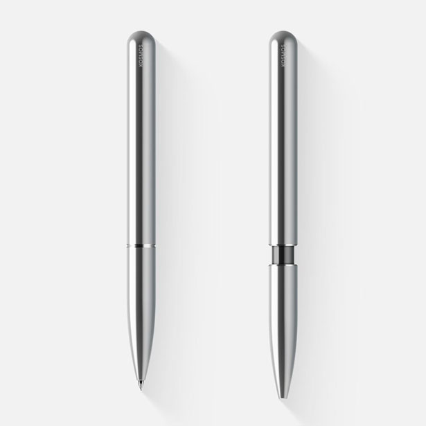 KOSMOS Titanium Pen by Stilform