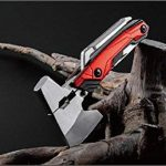 Stilvolle Tools Axe9 Multi-Tool Comes in Handy as an Emergency Tool or When Gardening