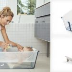 Stokke Flexi Bath - Foldable Baby Bath for Both at Home and Traveling