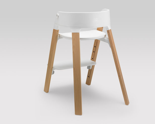 Stokke Steps by Permafrost