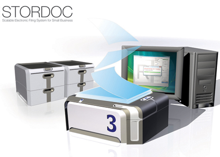 stordoc electronic scalable filling system