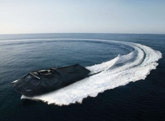 STORM – Armored Hybrid Amphibious MPV Looks Absolutely Wicked