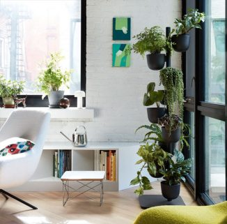 Story Planter – a Vertical Planter Designed by Afteroom for Design Within Reach