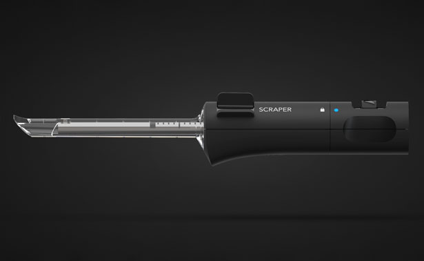Stratos Endoscopic Carpal Tunnel Release System by Carbon Design Group