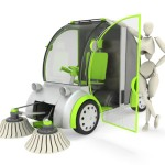 Street Cleaner Concept by Alan Kravchenko