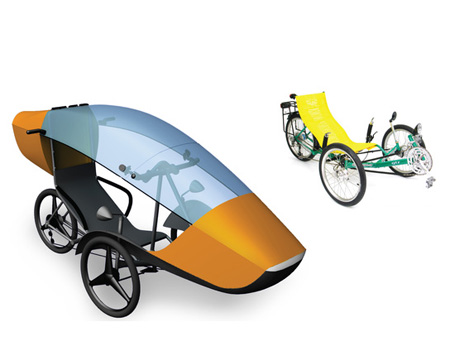 sTrike : Sustainable Transport Vehicle by Stefano Marchetto