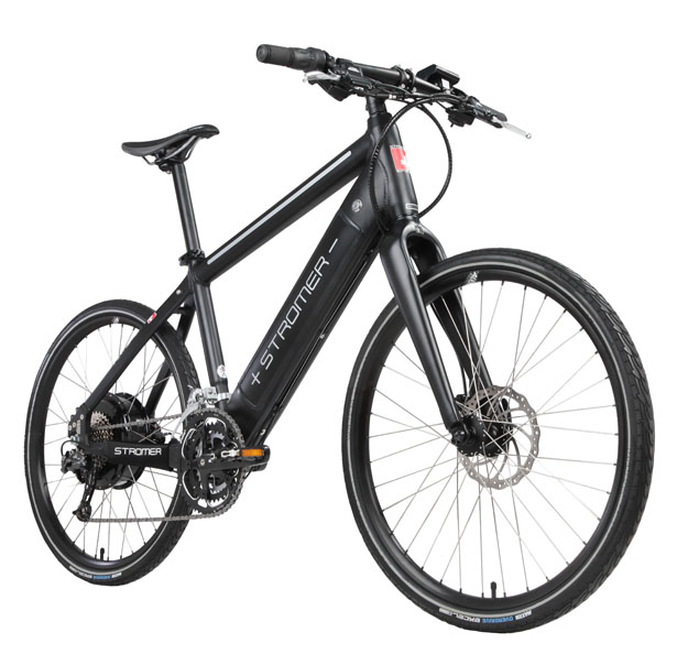 Stromer Bike by Fairly Bike