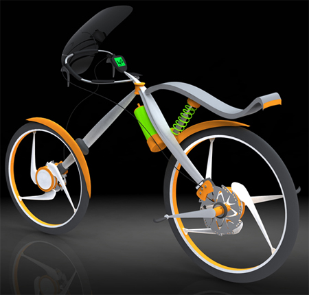 styling bicycle