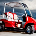 Innovative and Luxurious Garia Golf Car