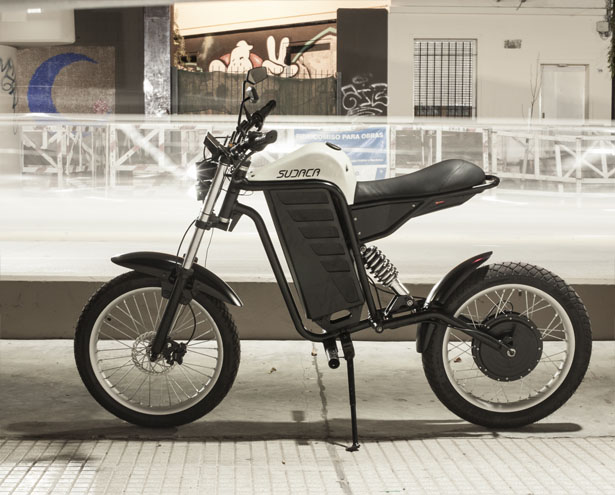 SUDACA Electric Urban Vehicle