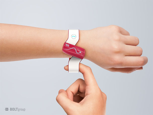 Sugar Glucose Watch by Bolt Group