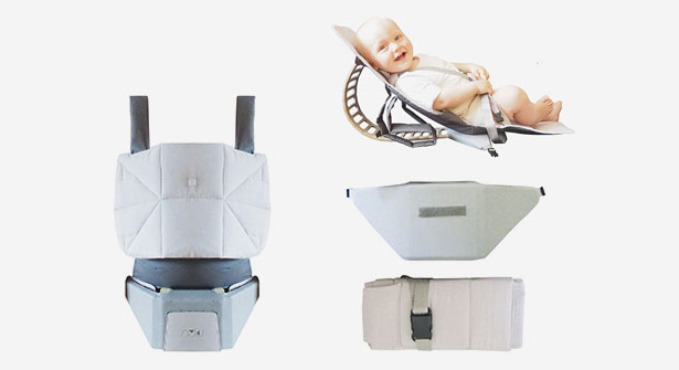 Suki Baby Carrier by Daniela Gardeweg