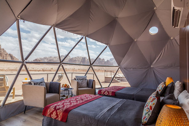 Sun City Camp Wants To Deliver The Martians Experience
