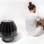 Sun Container by Florent Bouhey Fayolle