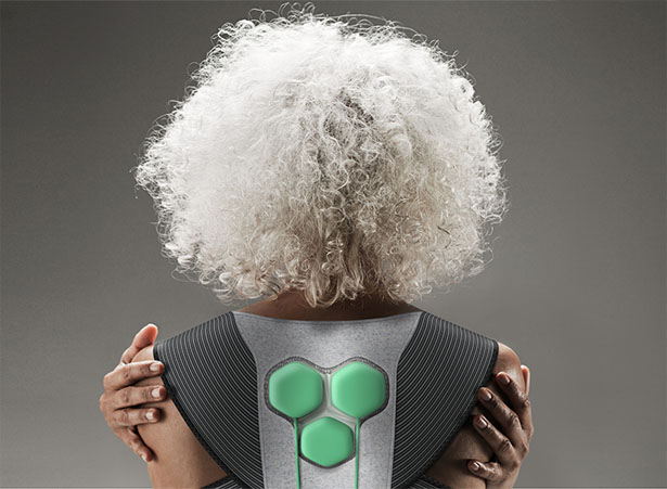 Superflex Aura Powered Suit by Yves Behar of Fuseproject