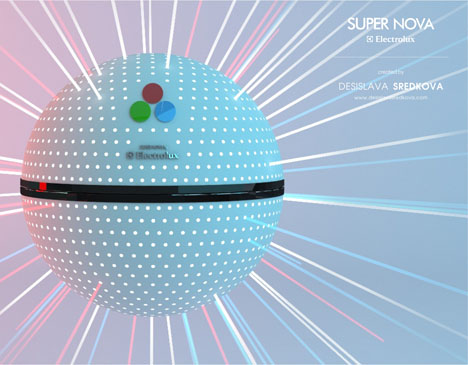 Supernova Robot Cleaner