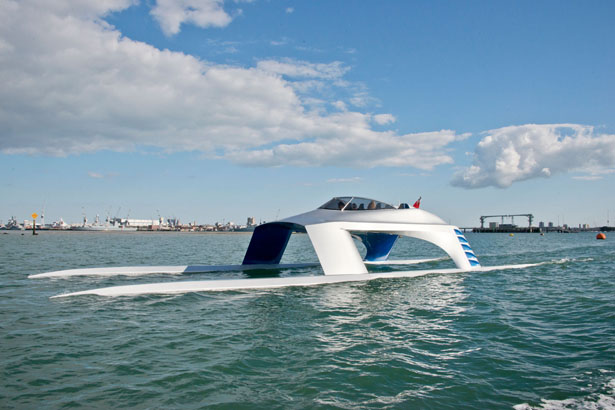 Supersports Yacht by Glider Yachts