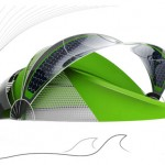 Surf Shelter Keeps Surfer Protected And Provides Them With Required Energy From The Nature