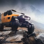 SURGO 4X4 Mountain Rescue Vehicle Offers Off-Road Capabilities with Unprecedented Performance Features