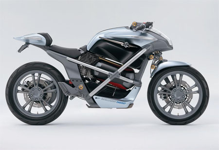 crosscage hybrid motorcycle from suzuki