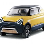 Suzuki MIGHTY DECK Concept Minicar With Open Load Deck