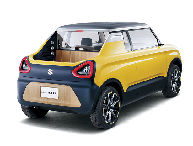 Suzuki MIGHTY DECK Concept Minicar