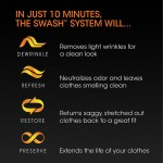 SWASH : Your Personal Clothing Care System