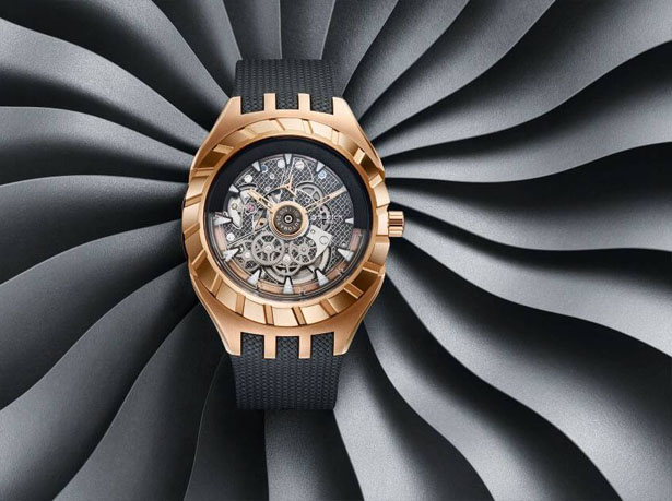 Swatch Flymagic Watch Series Features Paramagnetic Nivachron Hairspring