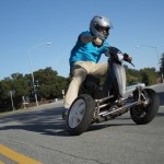 Sway : Electric Tilting Trike by Joe Wilcox