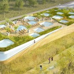 Piscine du Fort : Winning Entry of Swimming Pool Feng Shui 2012