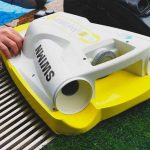 SWIMN S1 Electric Powered Kickboard Also Transforms Into a Powerful Water Gun