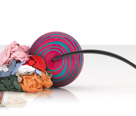 swirl simplifies laundry