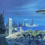 Visions of Future World by Syd Mead