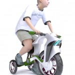 Synapse Electric Bike by Alberto Gomez