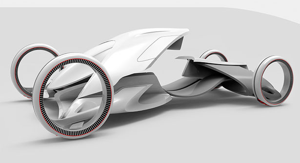 Synesthesia Concept Car by Stepan Kral