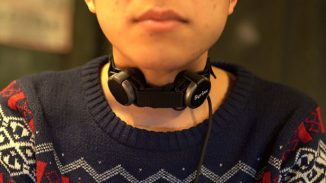 Syrinx Wearable Voicebox Concept Restores User's Natural Voice