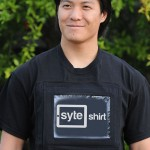 Syte Shirt Offers Stylish, Safe And Convenient Hands-Free Carrying For Your Adorable iPad