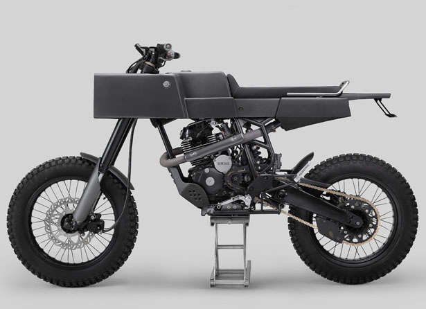 T 005 Cross Motorcycle by Thrive Motorcycle