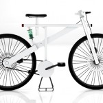 T Bike : A Minimalist Bike for Third World Cities