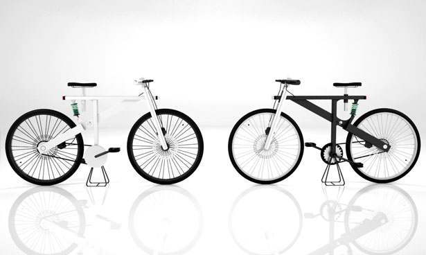 T-Bike by Antonio Serrano