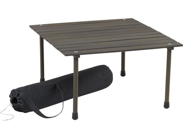 Table in A Bag for Picnics or Casual Dining Outdoor