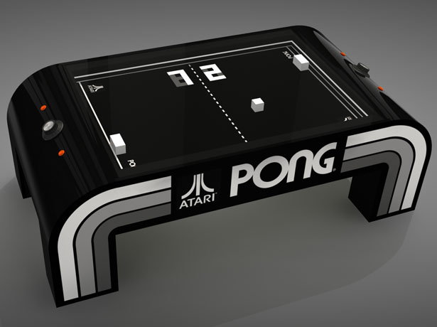 Table Pong by Daniel Perdomo