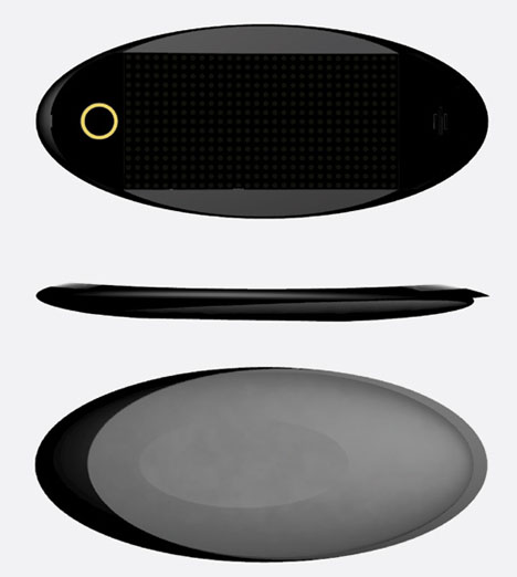 Tactile Mobile Device for The Blind
