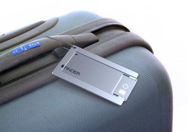 TAG+FINDER Detects Your Baggage Easily at Baggage Claim Area